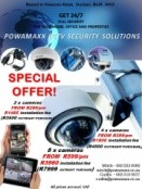 Cctv Camera Ladysmith